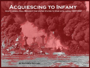 Acquiescing to Infamy, Book by Transfer Alumnis