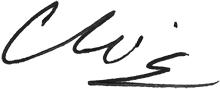 Dr. Riordan Signature