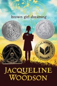 Book Cover: Brown Girl Dreaming by Jacqueline Woodson
