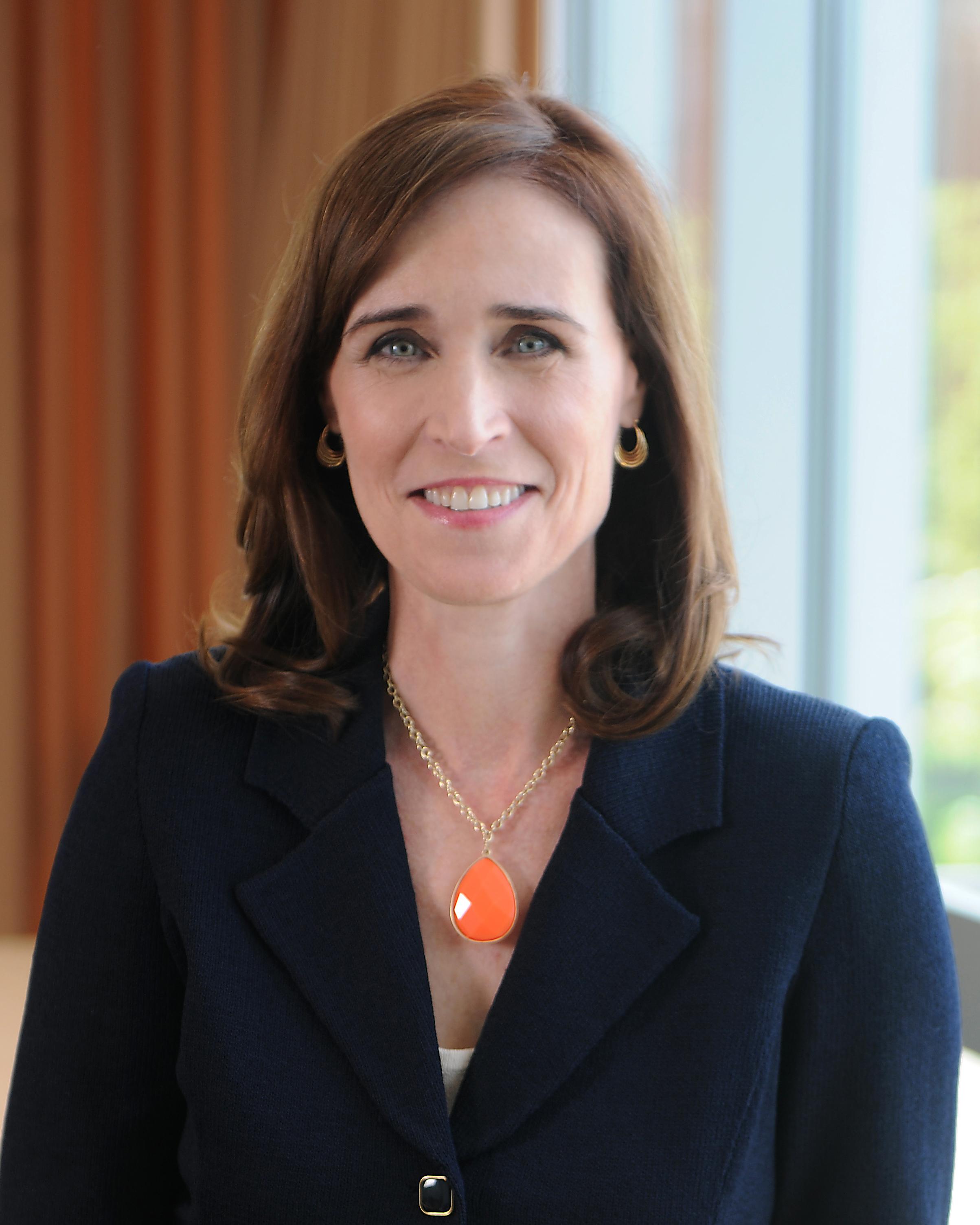 President Christine M. Riordan, Ph.D.