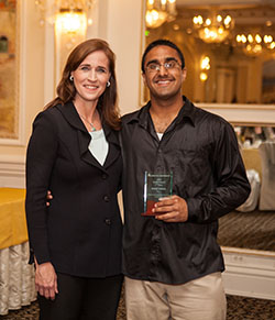 Rohit Singla, 2nd Place Senior Award Winner