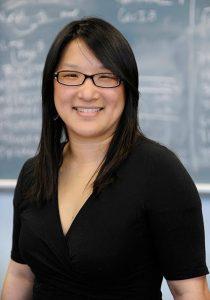 Maria Nagan, Ph.D., chemistry