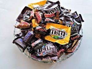 Halloween Candy Bowl