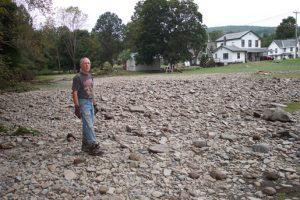Geoff Grogan's Flood Damage