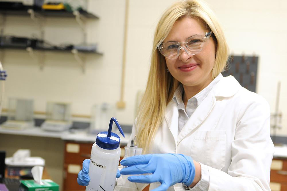 Justyna Widera-Kalinowska, Ph.D.