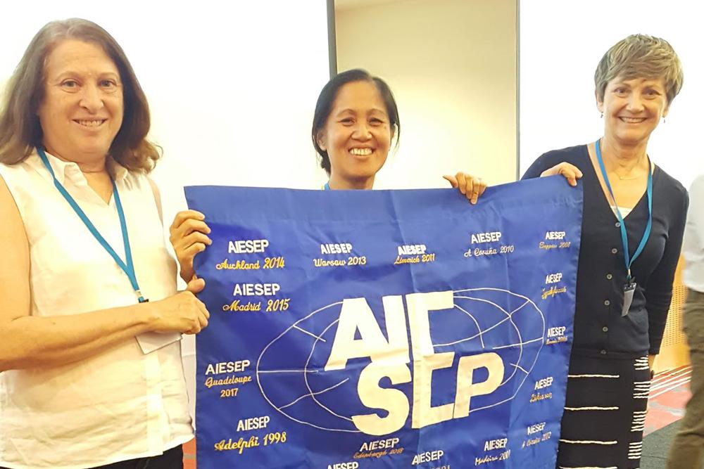 AIESEP Banner