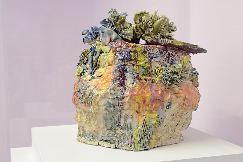Sculpture by Lauren Skelly Bailey
