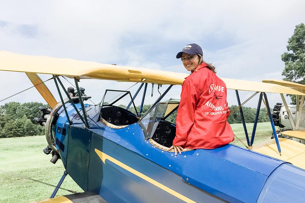 Janie Frazier in Airplane