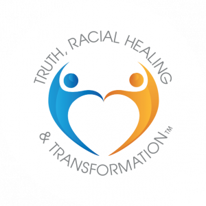 Truth, Racing Healing and Transformation Logo