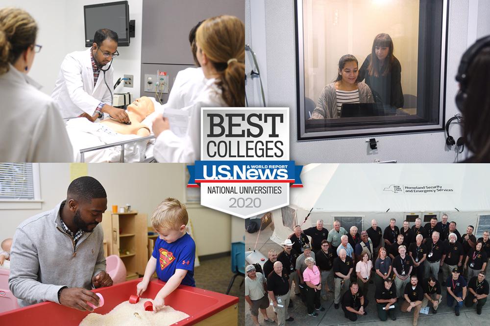 U.S. News & World Report's Best Graduate Schools