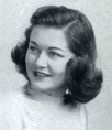 Ann Callahan-Dick '47 as a student