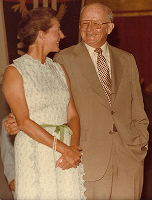 Eileen R. and Horace G. McDonell, Jr.