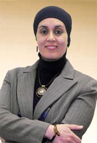Debbie Almontaser '00, M.S. photo credit: mcnny.org