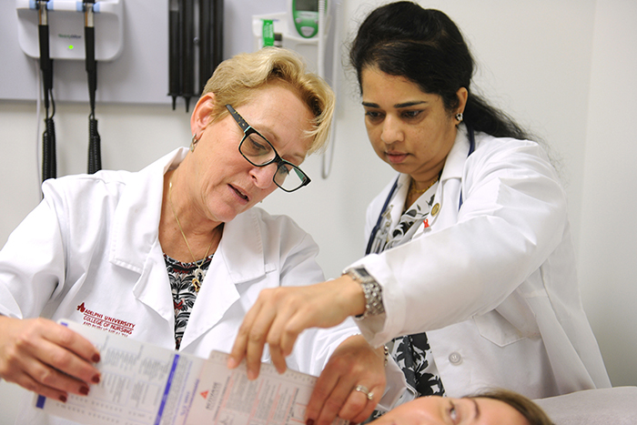 Adelphi's Nurse Practitioner Program
