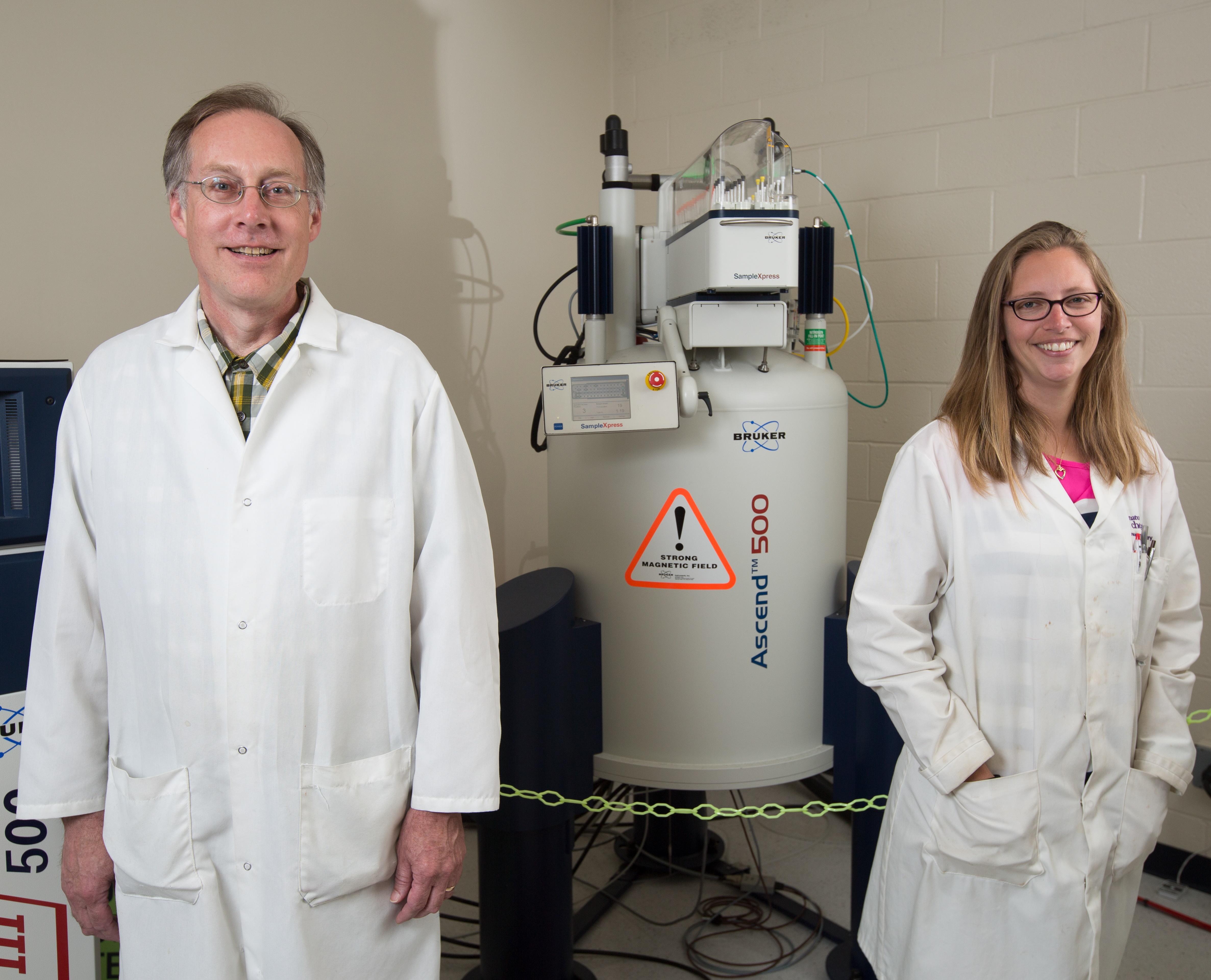 Brian Stockman, Ph.D. and Melissa VanAlstine-Parris, Ph.D.