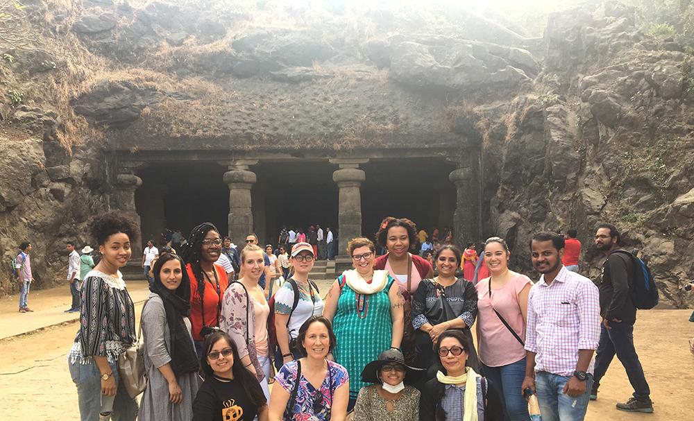 Adelphi School of Social Work Goes Global