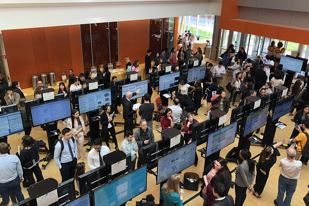 Adelphi Research Day 2018