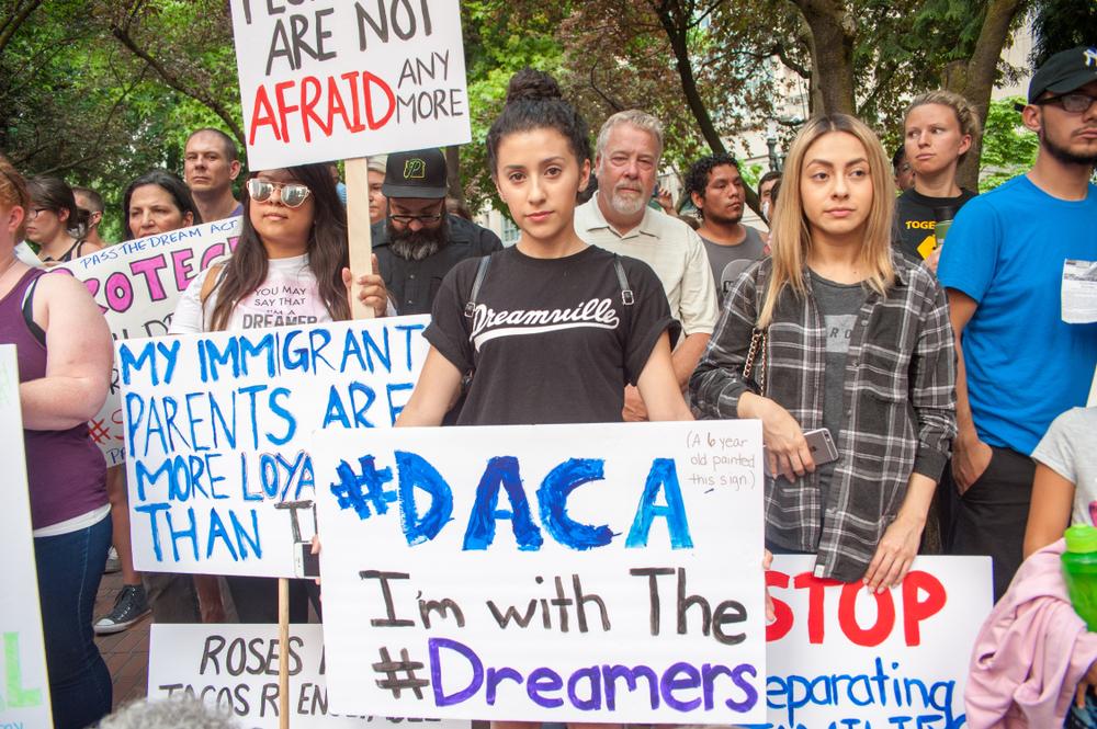 DACA Deminstrators
