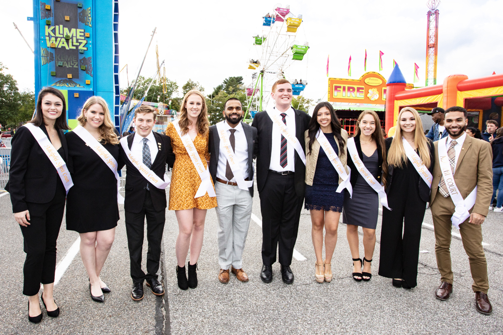 2018 Adelphi Spirit Court