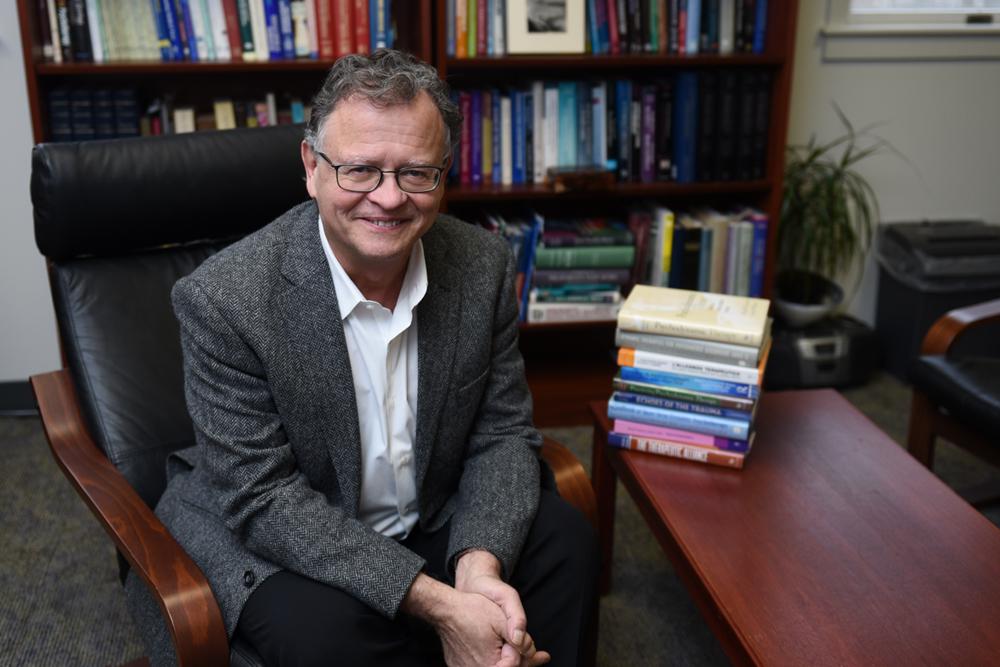 Jacques Barber, Ph.D.