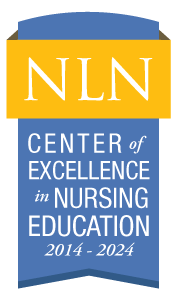 National League for Nursing Center of Excellence in Nursing Education 2014-2024